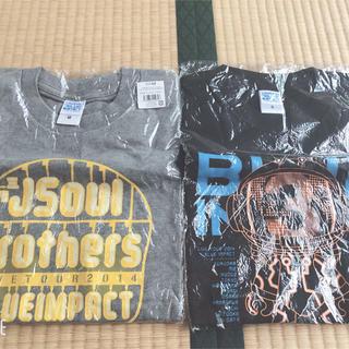 サンダイメジェイソウルブラザーズ(三代目 J Soul Brothers)の♡ 三代目JSB BLUE IMPACT ツアーTシャツ ♡(その他)
