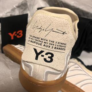 ワイスリー(Y-3)のY-3 スニーカー 靴  値下げしました!!(スニーカー)