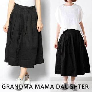 カトー(KATO`)のGRANDMA MAMAMA DOUGHTER プリーツスカート(ロングスカート)