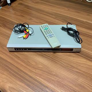 シャープ(SHARP)のSHARP DVDプレーヤー DV-SF80P 2006年製  (DVDプレーヤー)