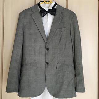 ジーユー(GU)の新郎 二次会 衣装 スーツ(セットアップ)