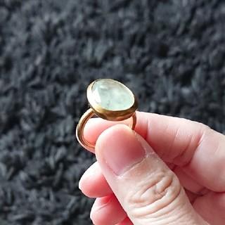 デミルクスビームス(Demi-Luxe BEAMS)の専用!天然石 リング silver インドジュエリー  fruitsjolie(リング(指輪))