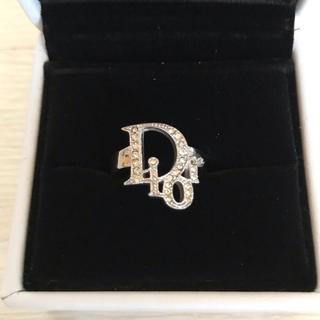 クリスチャンディオール(Christian Dior)のディオール リング ストーン ロゴ(リング(指輪))