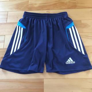 アディダス(adidas)のアディダス ジュニア ハーフパンツ S 半ズボン (パンツ/スパッツ)