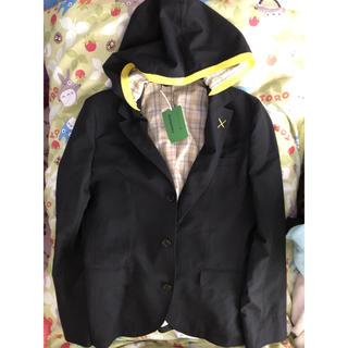 FRAPBOIS - フラボア ジャケット ブラック 黒 イエロー 未使用 タグ付き FRAPBOIS