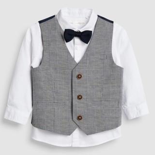 1c416e2114e0d ネクスト(NEXT)のnext 4点セット ベビー キッズ フォーマル 結婚式 スーツ(