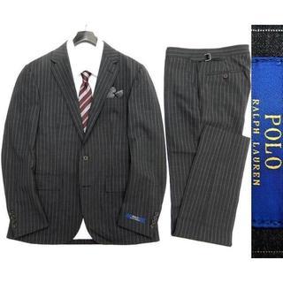 ポロラルフローレン(POLO RALPH LAUREN)のラルフローレン ストレッチ ピンストライプ  スーツ 40S  定価12.4万(セットアップ)