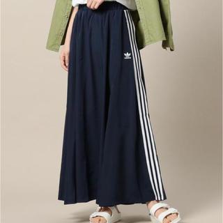 アディダス(adidas)のアディダス adidas アローズ 3ストライプ マキシスカート(ロングスカート)