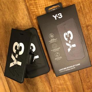 ワイスリー(Y-3)のY-3 BOOKLET CASE FUNCTIONAL IPHONE 7/8(iPhoneケース)