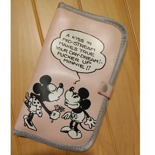 ディズニー(Disney)のゼクシィ付録 ミッキーマルチケース(その他)