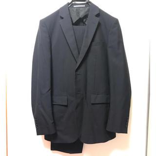 オリヒカ(ORIHICA)のORIHICA スーツ2パンツセットアップ ネイビー ストライプ(セットアップ)