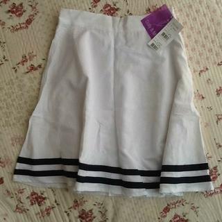 ドリーモリー(Dolly&Molly)の新品 フレアスカート タグ付き(ひざ丈スカート)