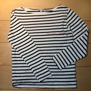 エディットフォールル(EDIT.FOR LULU)のWANDERCLADボーダーカットソー(Tシャツ(長袖/七分))