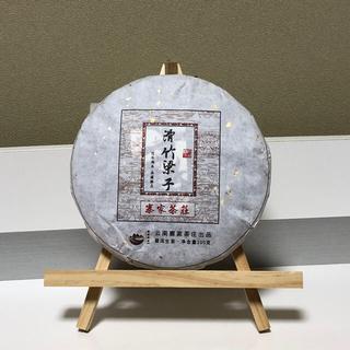 滑竹梁子 生茶(茶)