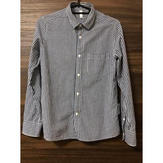 アーバンリサーチ(URBAN RESEARCH)のFORK&SPOON ギンガムチェックシャツ サイズ1(シャツ/ブラウス(長袖/七分))