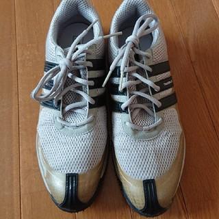アディダス(adidas)のアディダス ゴルフシューズ 27.5cm(シューズ)