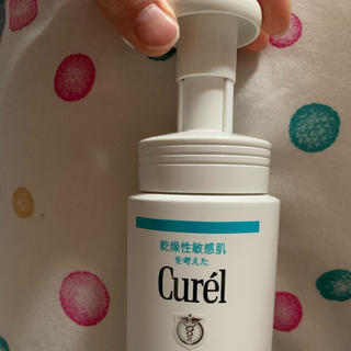 キュレル(Curel)のキュレル 泡洗顔料 (洗顔料)