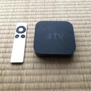Apple - Apple TV 第二世代 デジタルアナログ変換器付き!