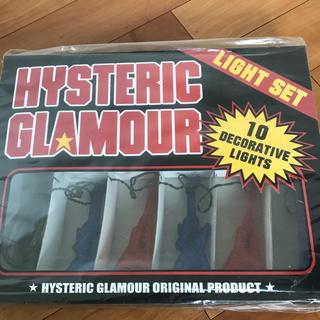ヒステリックグラマー(HYSTERIC GLAMOUR)のヒステリックグラマー ギターガール10連ライト(その他)