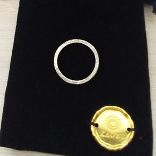 カオル(KAORU)の値下げ!KAORU シルバーダイヤモンドリング(リング(指輪))