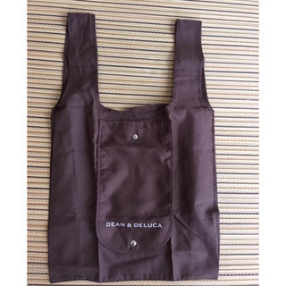 ディーンアンドデルーカ(DEAN & DELUCA)の折り畳み式ショッピングバッグ(エコバッグ)