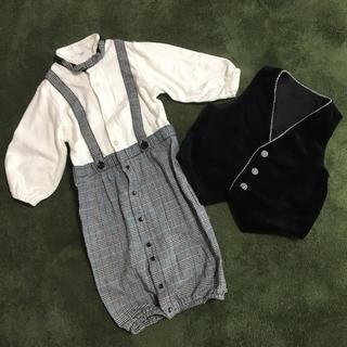 キャサリンコテージ(Catherine Cottage)のCatherin Cotrage  フォーマル 男の子 90センチ(ドレス/フォーマル)