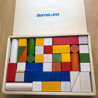 ボーネルンド(BorneLund)のGRACE様専用☆ボーネルンド 積み木セット(積み木/ブロック)