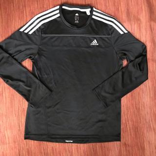 アディダス(adidas)のadidas メンズスポーツウエア Lサイズ(Tシャツ/カットソー(七分/長袖))