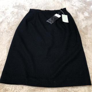 事務服✨事務服スカート  (ひざ丈スカート)