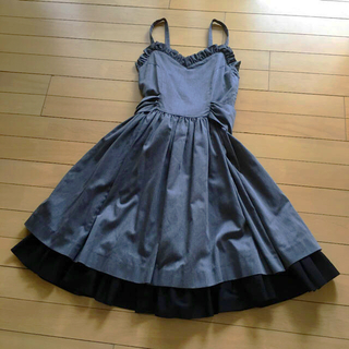 Heart E - ハートイー ジャンパースカート