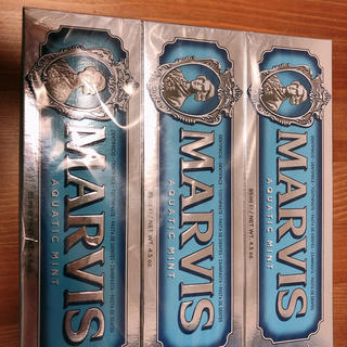 マービス(MARVIS)のMARVIS マービス(歯磨き粉)