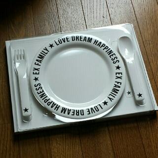 エグザイル トライブ(EXILE TRIBE)のEXILE FAMILY  お皿セット(食器)