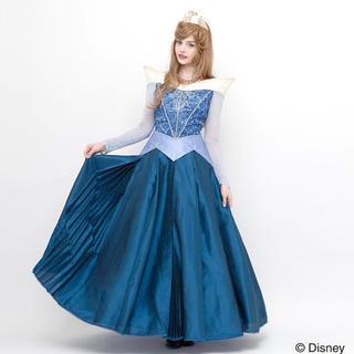 シークレットハニー(Secret Honey)のオーロラ姫 ブルードレス(衣装)