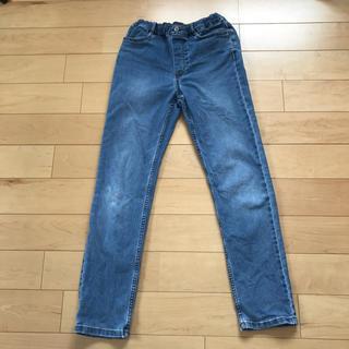ジーユー(GU)の長ズボン デニム ジーパン 男の子 150(パンツ/スパッツ)