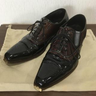 ミハラヤスヒロ(MIHARAYASUHIRO)のミハラヤスヒロ エナメルシューズ mihara yasuhiro ドレスシューズ(ドレス/ビジネス)
