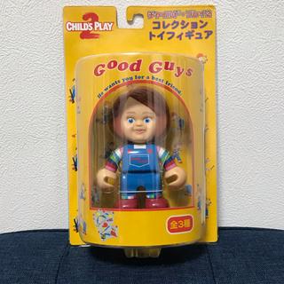 メディコムトイ(MEDICOM TOY)のチャッキー フィギュア 人形 CHILD PLAY 2 (SF/ファンタジー/ホラー)
