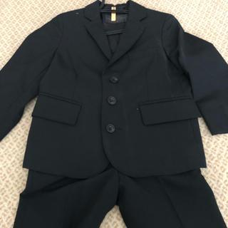 6ebf45121520d コムサデモード(COMME CA DU MODE)のコムサデモード 黒スーツ 100cm(ドレス フォーマル