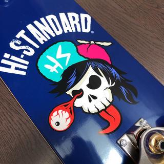ハイスタンダード(HIGH!STANDARD)のHi-STANDARD ハイスタンダード デッキ コンプリート(スケートボード)