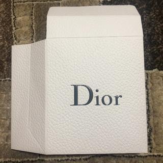 ディオール(Dior)のdior コスメ ラッピングボックス(その他)