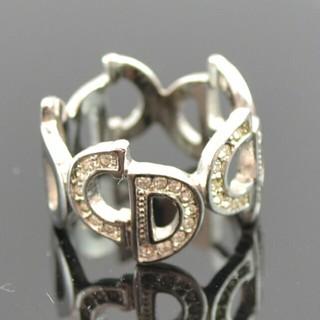 クリスチャンディオール(Christian Dior)の早い者勝ち!クリスチャンディオール CDロゴ リング 12号(リング(指輪))