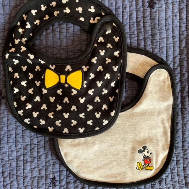 UNIQLO(ユニクロ)のえり様専用 キッズ/ベビー/マタニティのこども用ファッション小物(ベビースタイ/よだれかけ)の商品写真