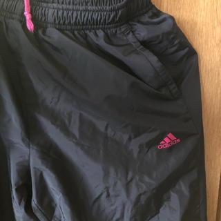 アディダス(adidas)のアディダス ウォームアップパンツ  黒(その他)
