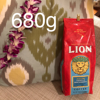 ライオン(LION)のライオンコーヒー 大容量(コーヒー)