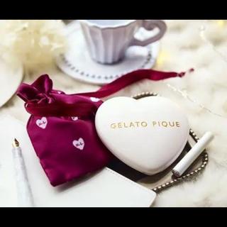 ジェラートピケ(gelato pique)のジェラートピケ 印鑑ケース♡ゼクシィ付録(印鑑/スタンプ/朱肉)