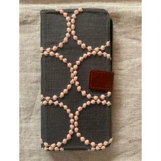 ミナペルホネン(mina perhonen)のミナペルホネン iPhone6 plus 手帳型ケース(iPhoneケース)