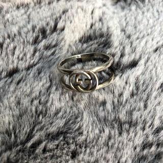 グッチ(Gucci)のGUCCI 指輪 リング 24号(リング(指輪))