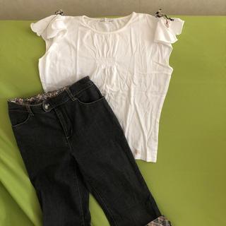 バーバリー(BURBERRY)のバーバリーシャツとパンツのセット(その他)