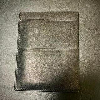 グッチ(Gucci)のグッチ レザーカードケース(名刺入れ/定期入れ)