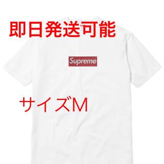 シュプリーム(Supreme)のSupreme®/Swarovski® Box Logo T-Shirt (Tシャツ/カットソー(半袖/袖なし))