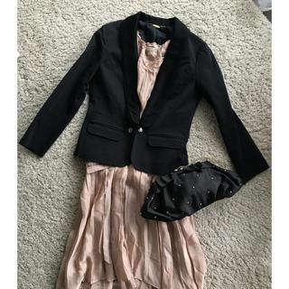 949fcccef54b7 シップスフォーウィメン(SHIPS for women)のships little black シップス ドレスジャケット 結婚